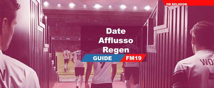 Dates fm19 regen Fm 19