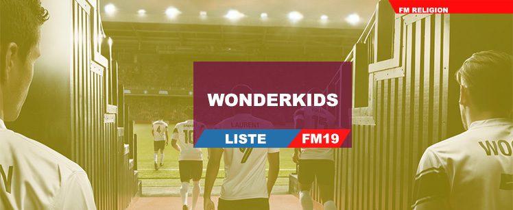 Football Manager 2019 Wonderkids - FM Religion - Football